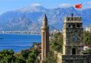 Akdeniz'in Tatil Cenneti Antalya'da Gezilecek Yerler